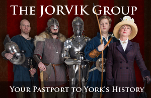 The JORVIK Group Passport